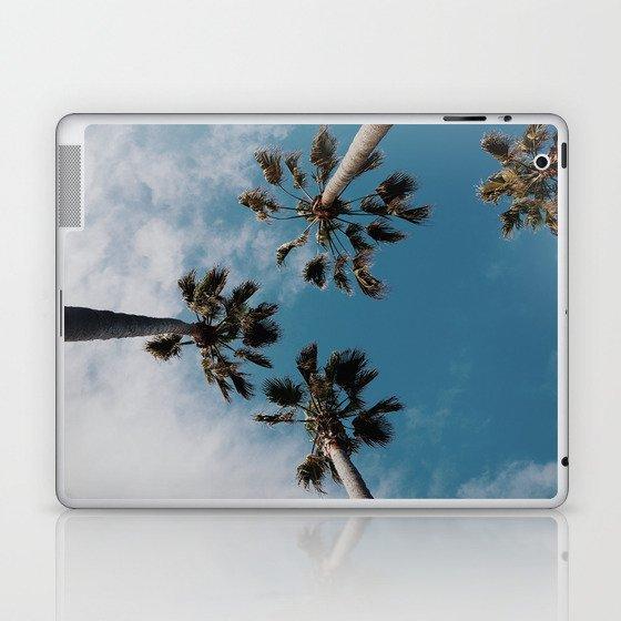 Palm Tree Summer Fun Laptop & iPad Skin