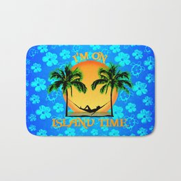 Island Time Bath Mat