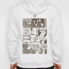 IT'S JUST A REFLEKTOR! Hoody