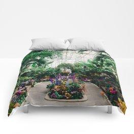 The Main Greenhouse Comforters
