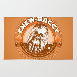 Chew-Baccy (Wookie Chewing Tobacco) Rug