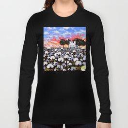 Harvest Sunset, Brooklyn Chapel Long Sleeve T-shirt