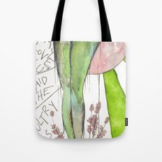 I love you gams Tote Bag