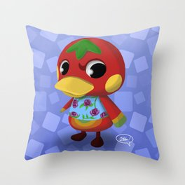 Ketchup Throw Pillow