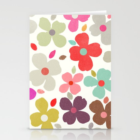 dogwood 2 Stationery Cards