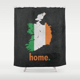 Ireland Proud Shower Curtain
