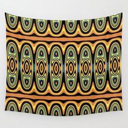 Ethnic geometric pattern Wall Tapestry
