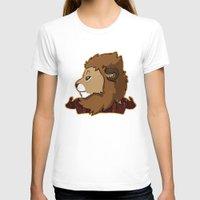 gryffindor T-shirts featuring Gryffindor by Clair C