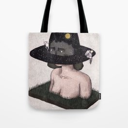 Heaven is a fairy story Tote Bag