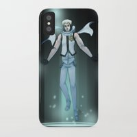 vocaloid iPhone & iPod Cases featuring VOCALOID Zane by Witchy