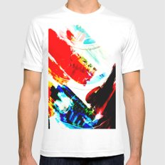 Hipster  Mens Fitted Tee White MEDIUM