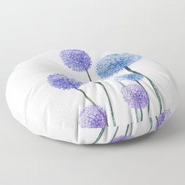 Dandelion Floor Pillow