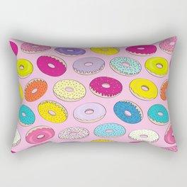 Donuts Pink Dreams Rectangular Pillow