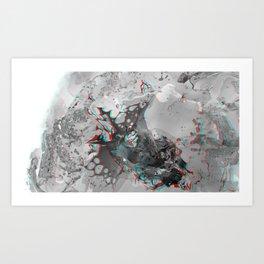Chrysocolla (series) - 14 Art Print