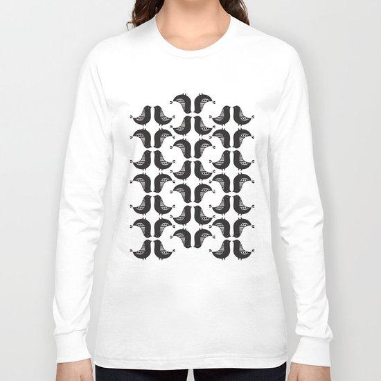 Aztec Birds Long Sleeve T-shirt