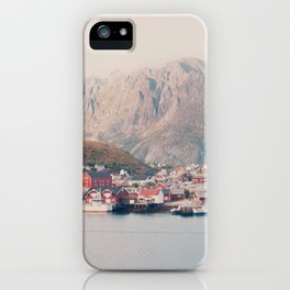 Foot of the Mountain iPhone Case