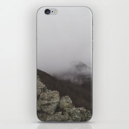 Chasing Fog iPhone Skin