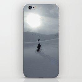 Alaska Denali National Park Backcountry Ops iPhone Skin