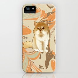Winifred the Cat iPhone Case