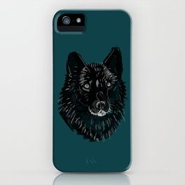 Totem Romeo the wolf iPhone Case