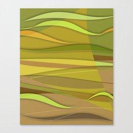 Desert Zephyr Canvas Print