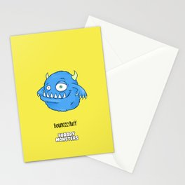Bounceefluff Stationery Cards