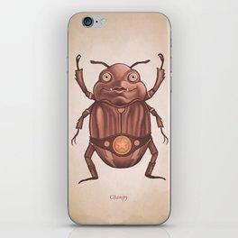 Champy iPhone Skin