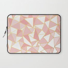 Ab Out Blush Gold 2 Laptop Sleeve