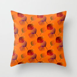 Autumns Splendor Throw Pillow