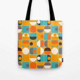 Panton Pop Tote Bag