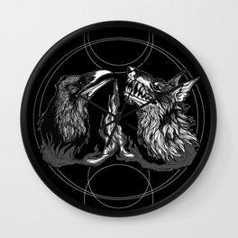 Ritual Wall Clock