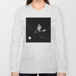 Space Cleaner Long Sleeve T-shirt