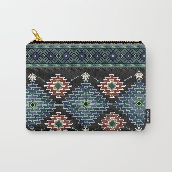 Pattern #029 Carry-All Pouch