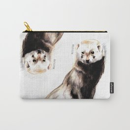 Totem Steppen ferret Carry-All Pouch