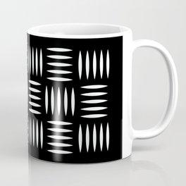 Geometric Pattern 131 (Industrial floor) Coffee Mug