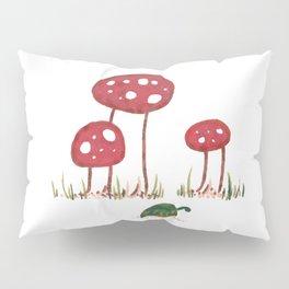 Fall Shrooms Pillow Sham