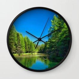 Kitch-iti-kipi (Big Spring) Wall Clock