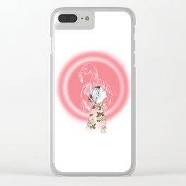 Spirit Animal Clear iPhone Case