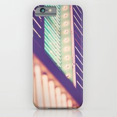 Turquoise Neon Slim Case iPhone 6s