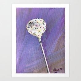 Just Sprinkles Art Print
