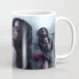 Call of the Morrighan Coffee Mug
