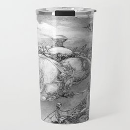 DECEPTION SURPLUS Travel Mug