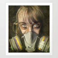 apocalypse now Art Prints featuring Apocalypse by Bruce Stanfield Photographer