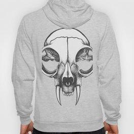 Rare Persian Smilodon Skull. Hoody