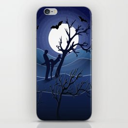 Night sex iPhone Skin