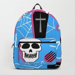 Halloween- Memphis style Backpack