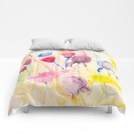 Wildblumen / Wild flowers Comforters