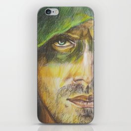 Arrow iPhone Skin