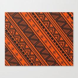 Tatau Ola Canvas Print