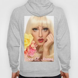 Coco St James by ScottyKirby.com Hoody